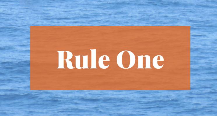 Rule One